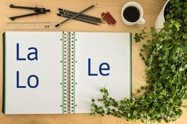 Lo, la or le? Direct and indirect pronouns