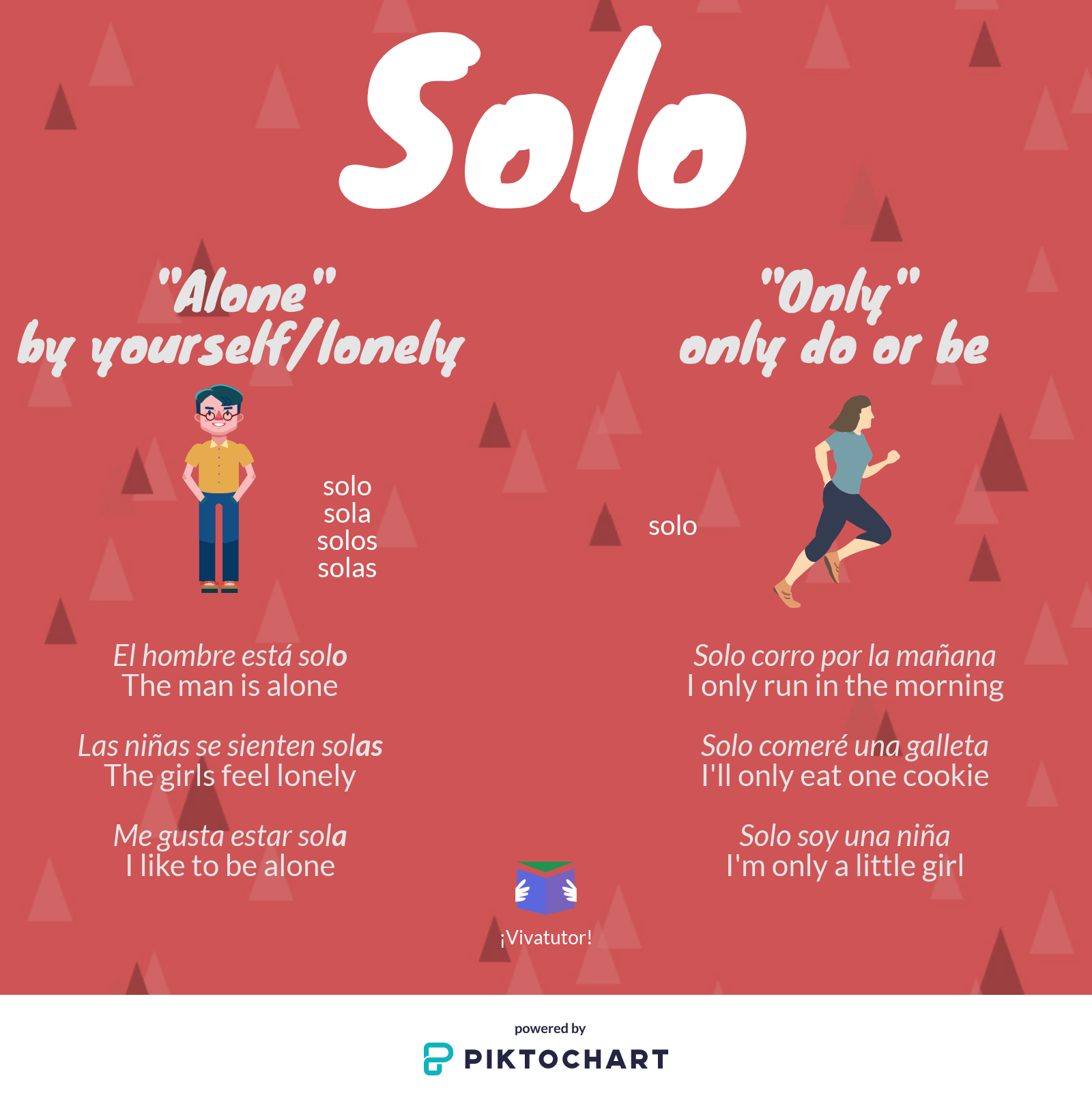 SOLO - only, alone, the only one?